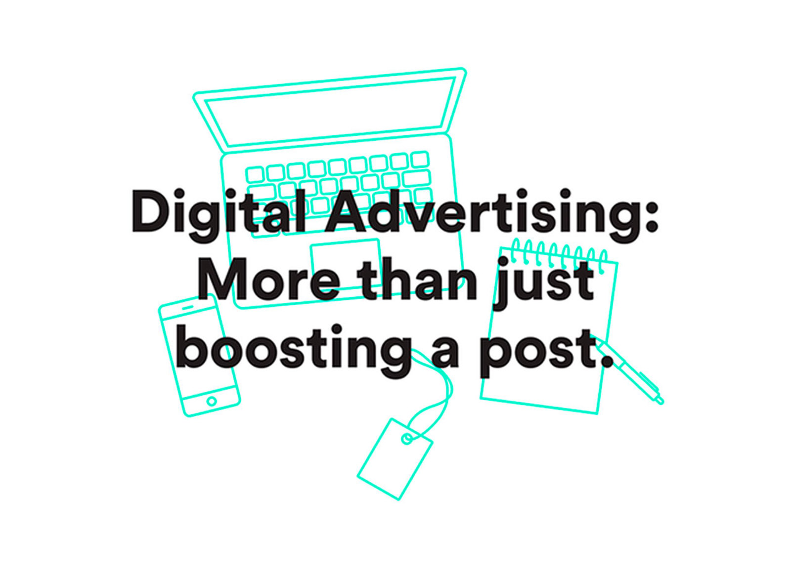 Digital Advertising: More than just boosting a post - Sónar+D Barcelona 2017
