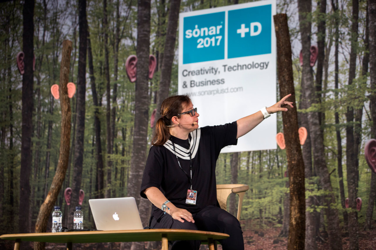 How our robots will charm us (and why we want them to) per Carla Diana - Sónar+D Barcelona 2017