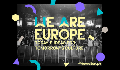 We are Europe - Sónar+D Barcelona 2018