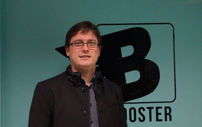 Enrique Penichet, founding partner at BBooster Ventures - Sónar+D Barcelona 2018