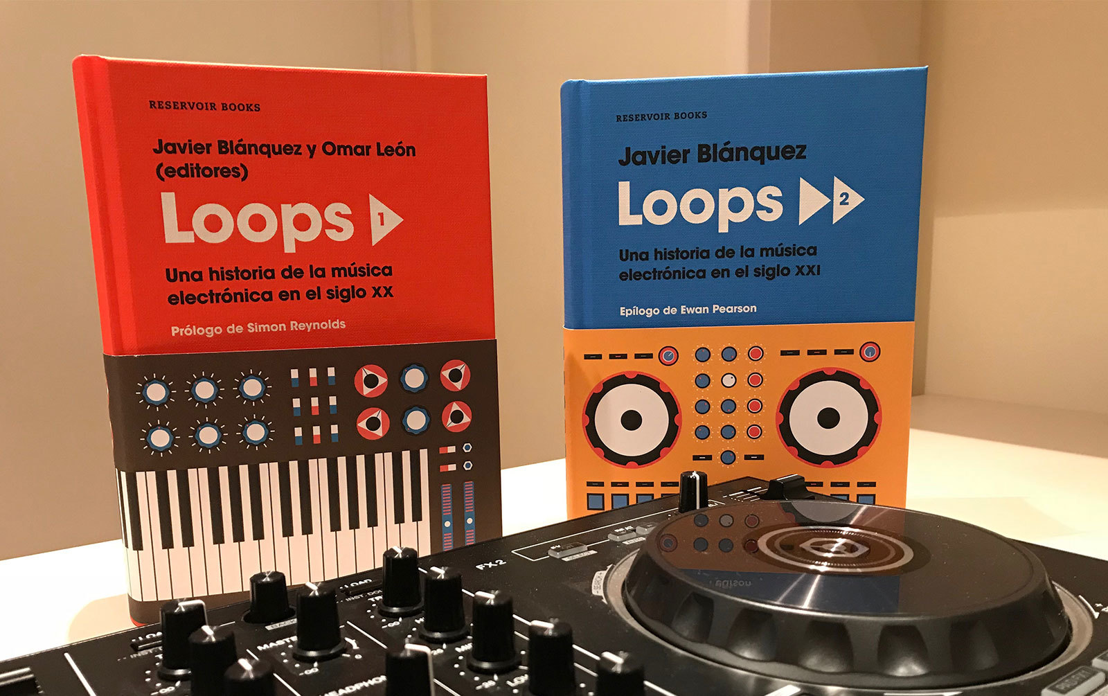 Join Loops to create the ultimate playlists of electronic music history - Sónar+D Barcelona 2018