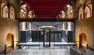 Barcelona Supercomputing Center-Centro Nacional de Supercomputación (BSC-CNS)