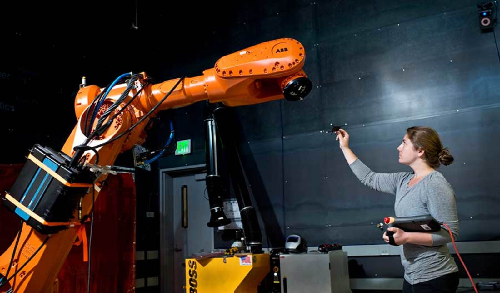 The Future of Humans and Machines: Human-Robot Interaction across