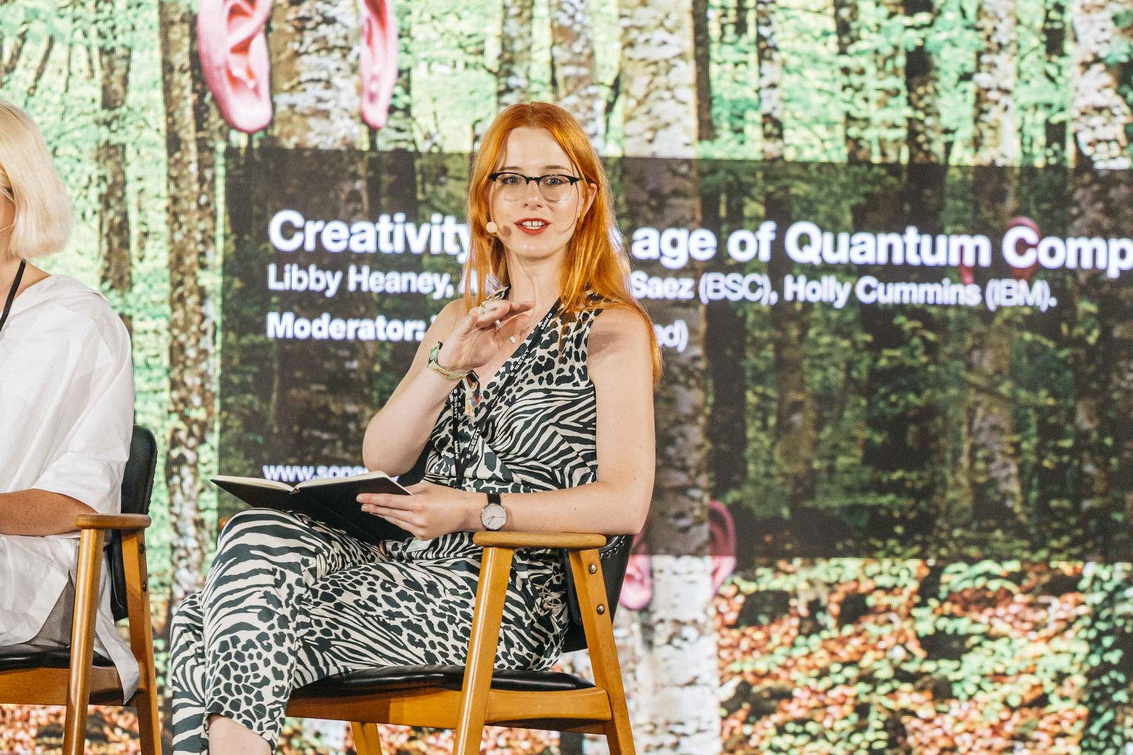 Victoria Turk (WIRED), with Creativity in the age of quantum computing