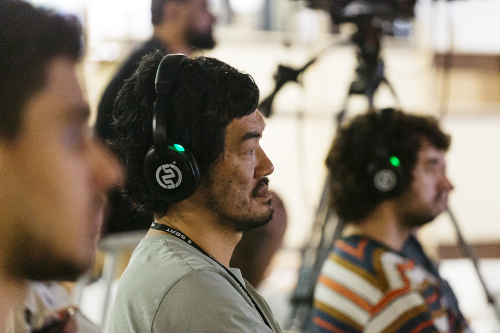 Concentration at Sónar+D