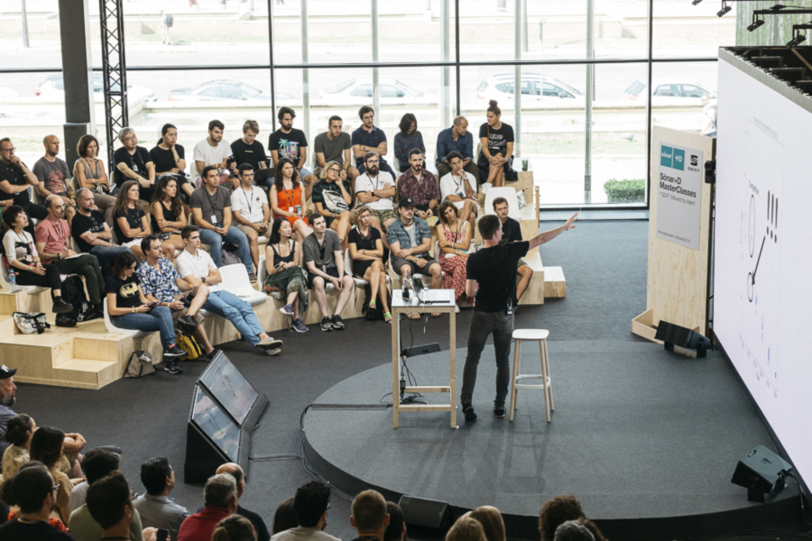 Limits of the learning, by Kyle McDonald - Sónar+D MasterClasses by SEAT