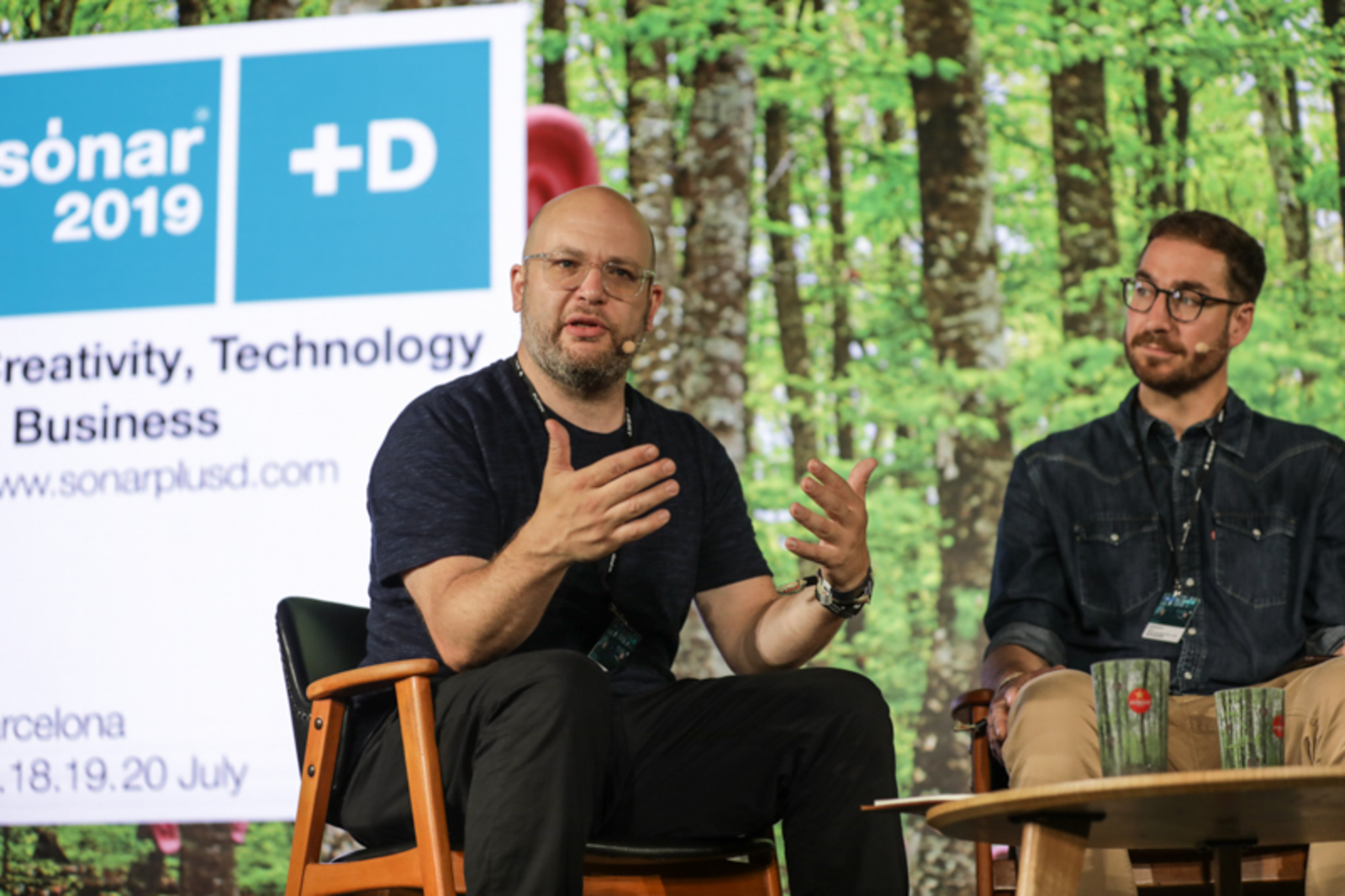 Tech Giants debate: the future of VR presented by /INSIDERS/